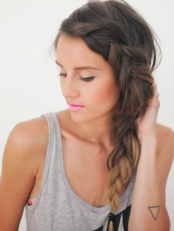 french braided hairstyles0101