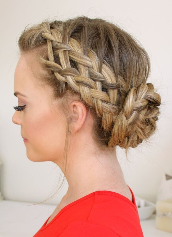 french braided hairstyles0151