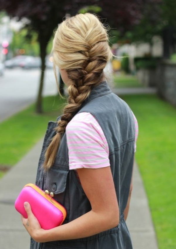 french braided hairstyles0231