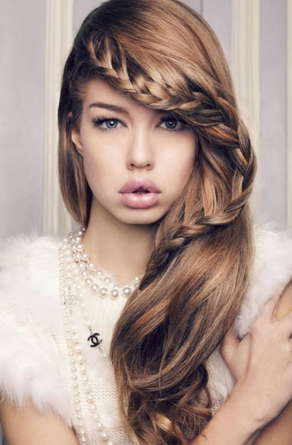 french braided hairstyles0521