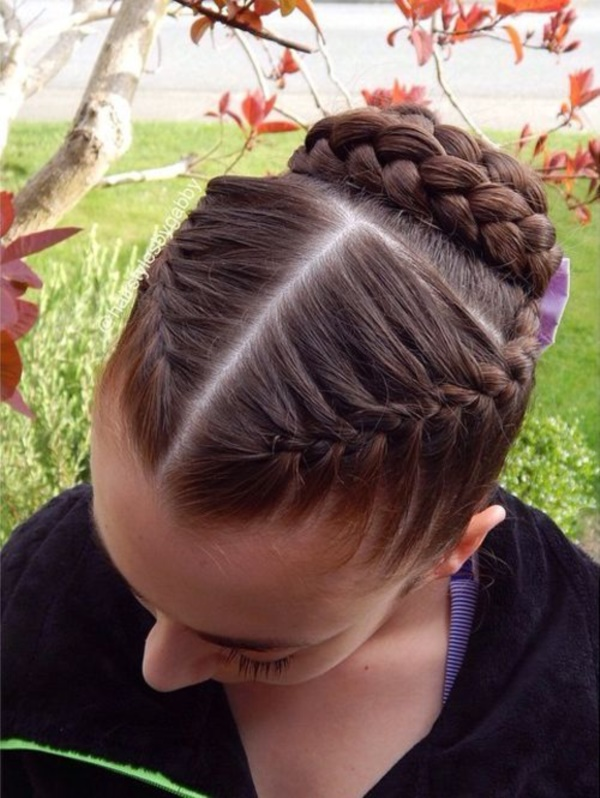 french braided hairstyles0601