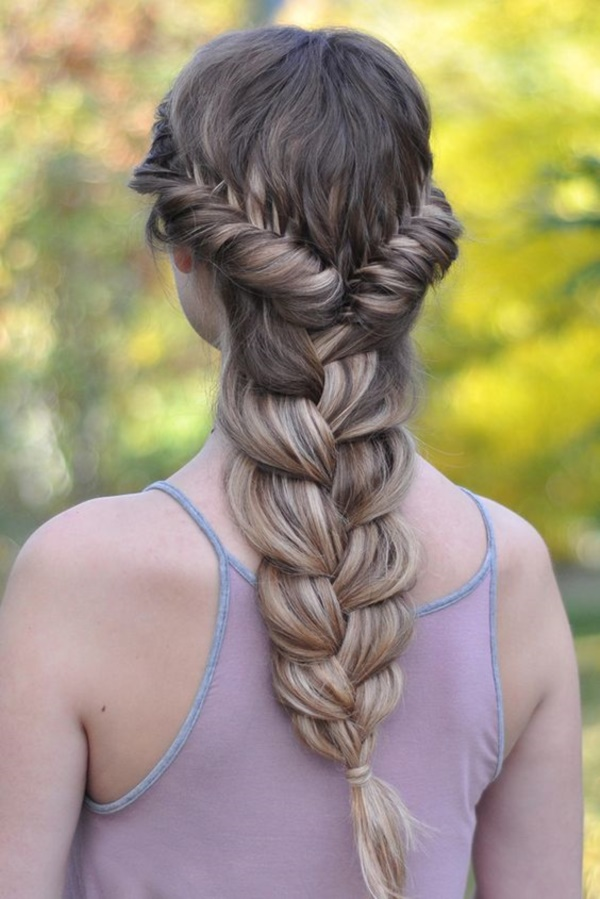 french braided hairstyles0611