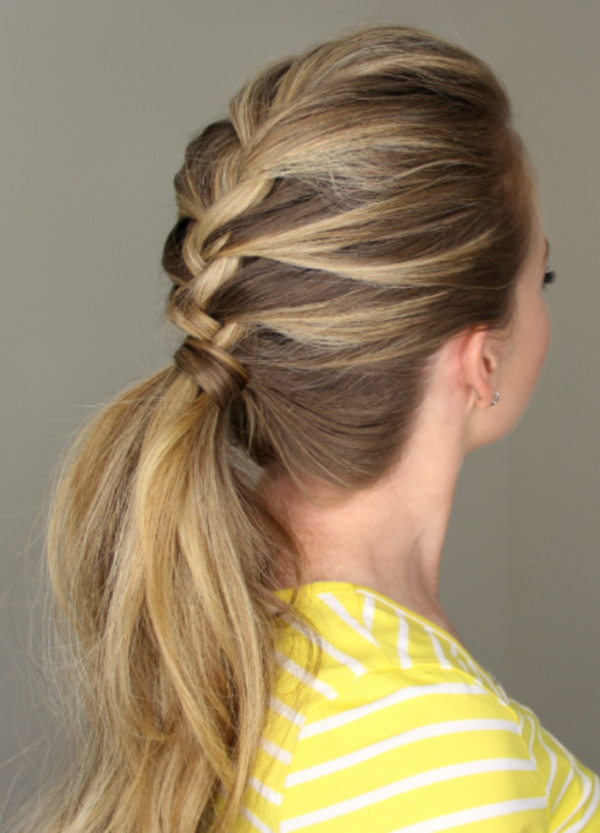 french braided hairstyles0711