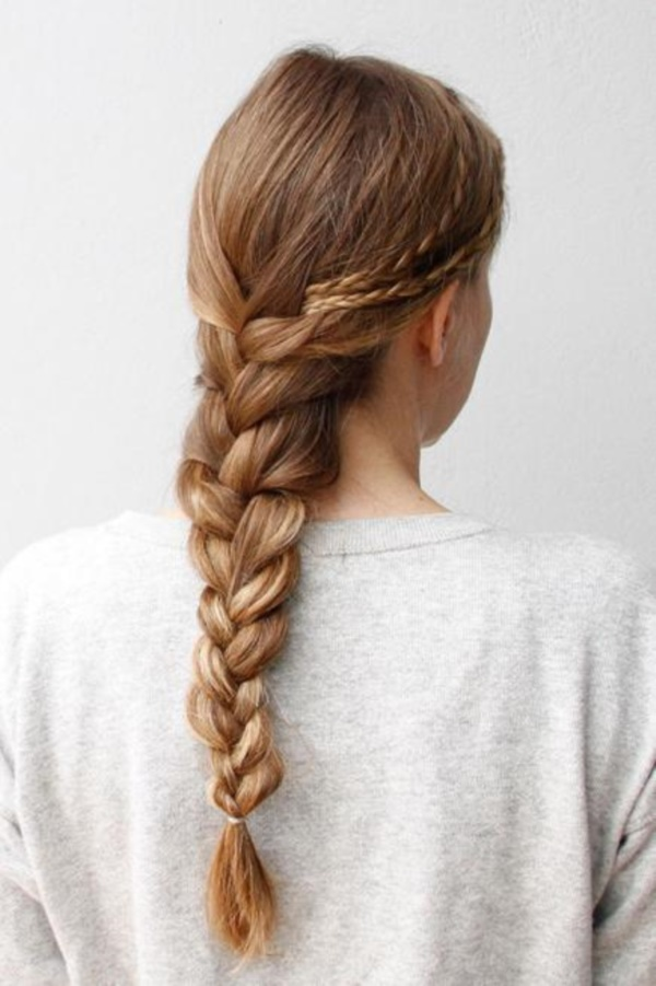 french braided hairstyles0731