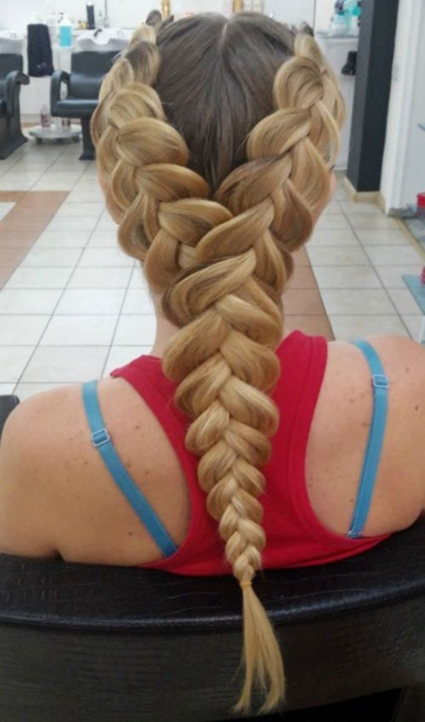 french braided hairstyles0811