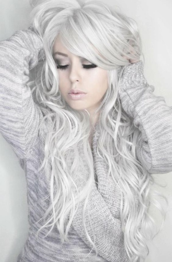 grey hairstyles0221
