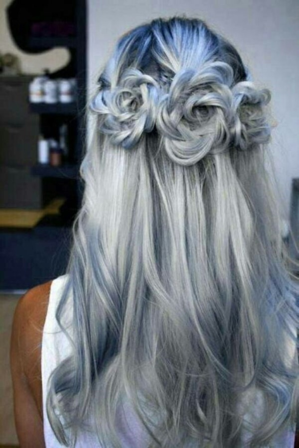 grey hairstyles0511