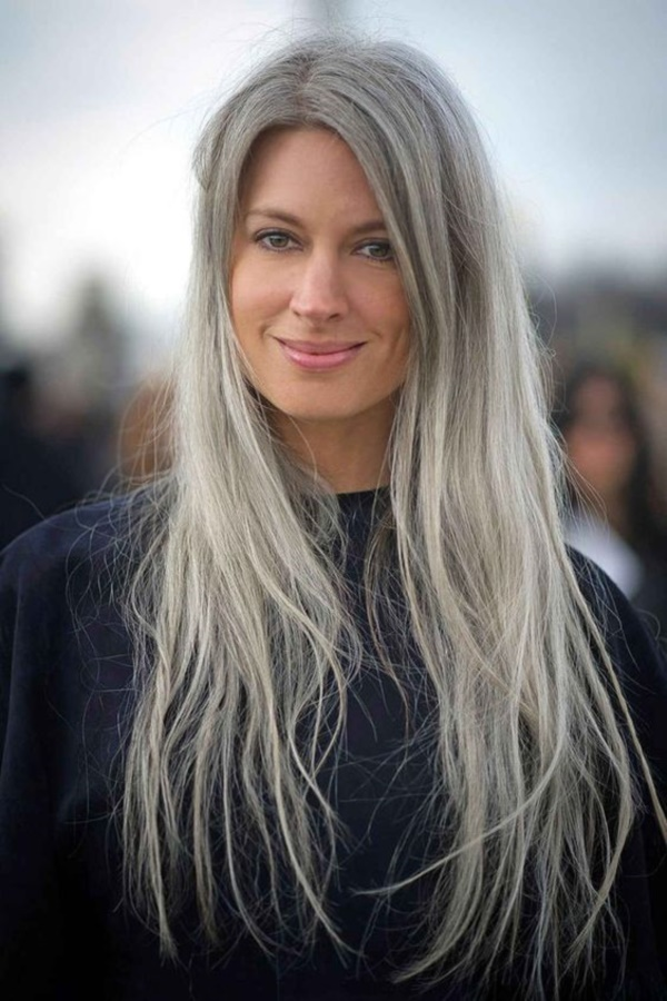 grey hairstyles0631