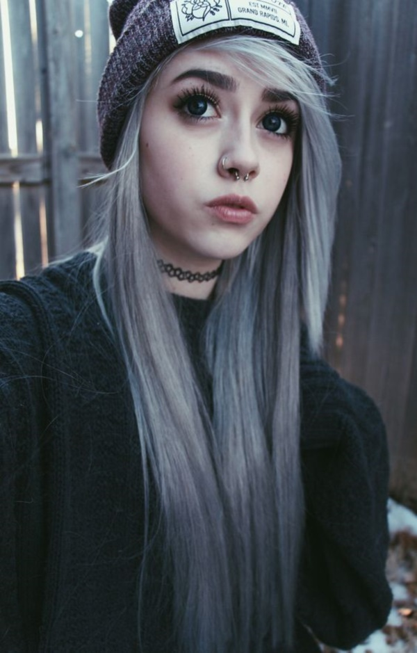 grey hairstyles0661