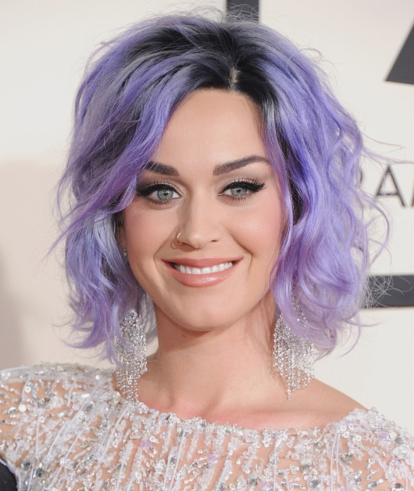 LOS ANGELES, CA - FEBRUARY 08: Singer Katy Perry arrives at the 57th GRAMMY Awards at Staples Center on February 8, 2015 in Los Angeles, California. (Photo by Jon Kopaloff/FilmMagic)