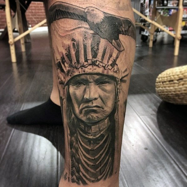 native american tattoo design0071