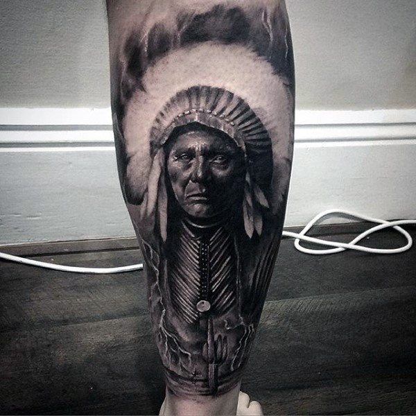 native american tattoo design0301