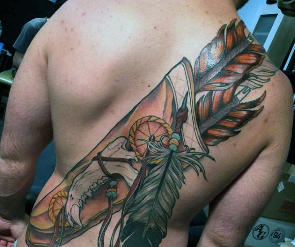 native american tattoo design0361