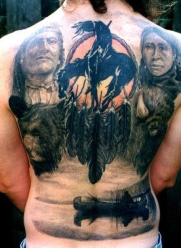 native american tattoo design0521
