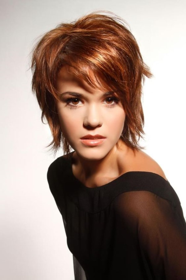 short layered hairstyles0301