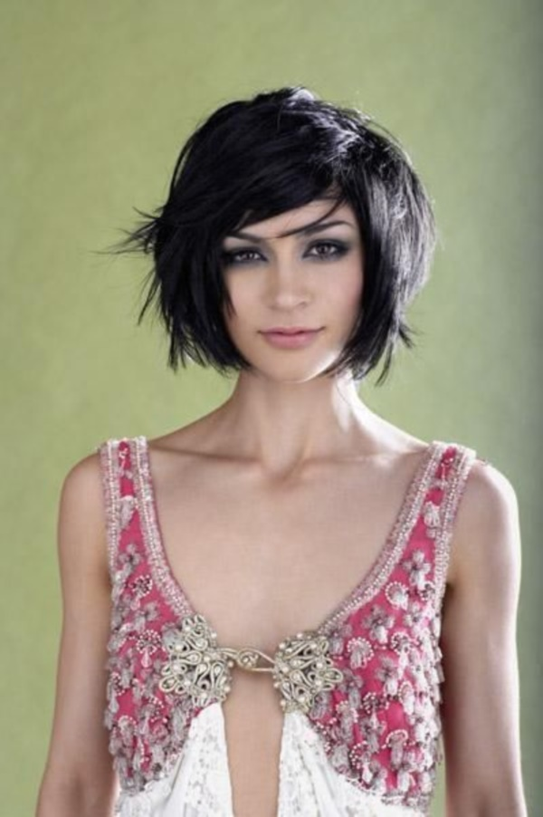 short layered hairstyles0521