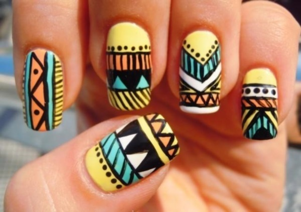 90 Engaging Summer Nail Art To Try This Summer