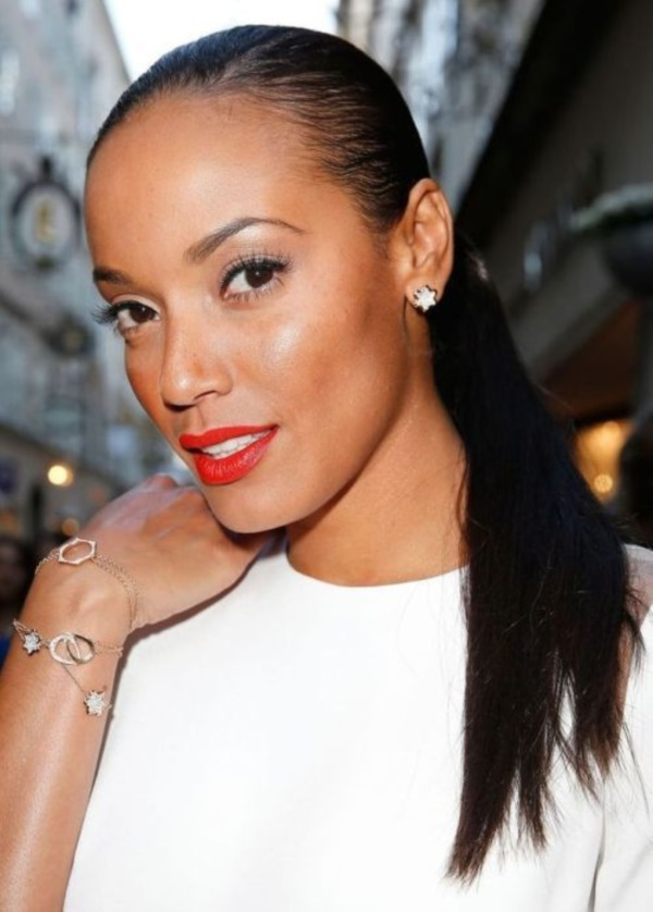 SALZBURG, AUSTRIA - JULY 29: Selita Ebanks attends the Montblanc & Salzburg Festival Young Directors Project 2013 on July 30, 2013 in Salzburg, Austria. (Photo by Franziska Krug/Montblanc) *** Local Caption *** Selita Ebanks