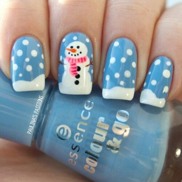 Winter Nails Designs And Colors0151
