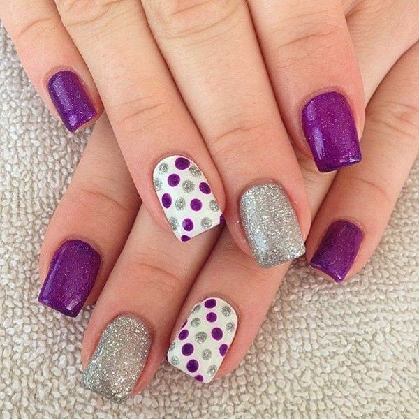 Winter Nails Designs And Colors0401