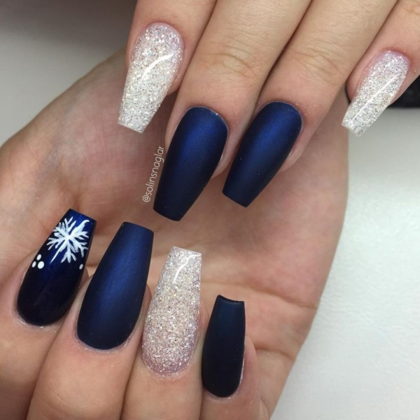 Winter Nails Designs And Colors0621