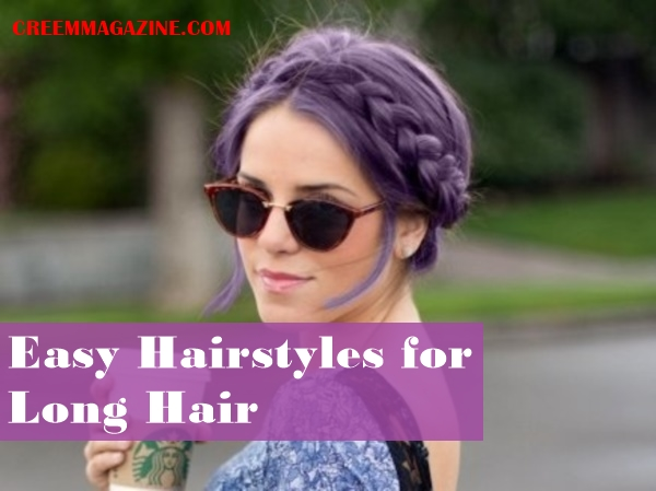 Easy Hairstyles for Long Hair0401