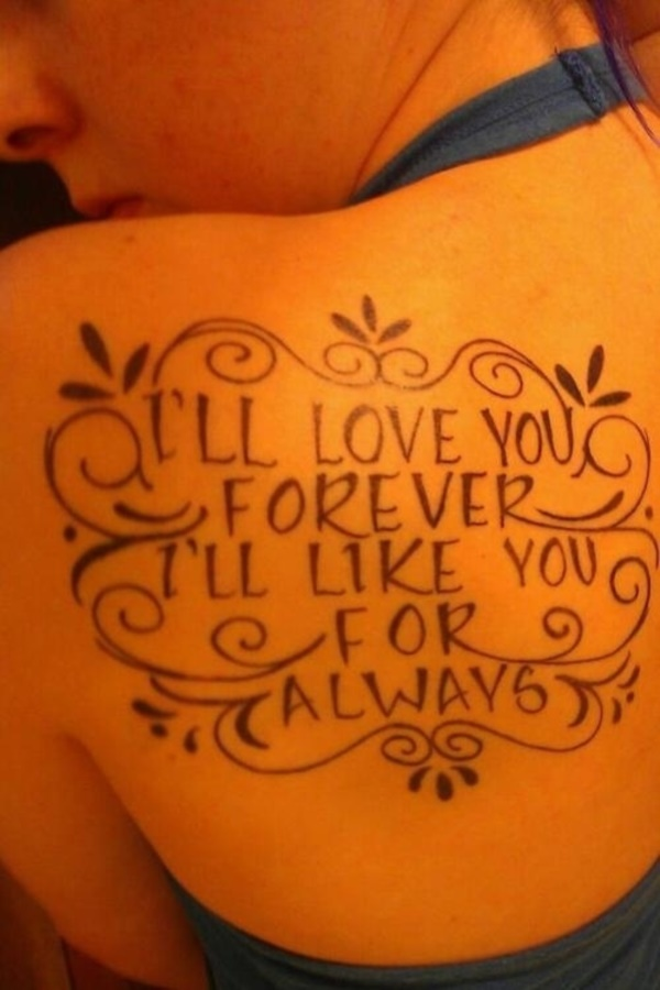 Inspirational Short Tattoo Quotes for Men and Women0091