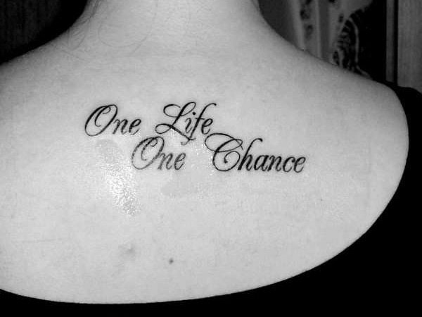 Inspirational Short Tattoo Quotes for Men and Women0211