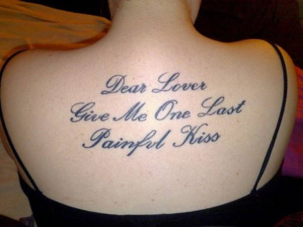 Inspirational Short Tattoo Quotes for Men and Women0271