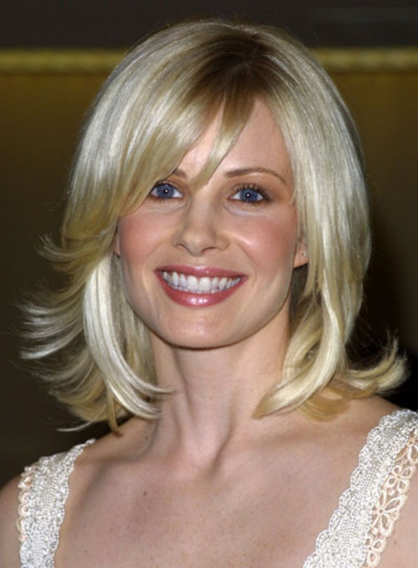 Mar 7, 2002; Beverly Hills CA, USA; Actress MONICA POTTER @ the 22nd Annual St. Jude Hollywood Gala honoring Danny Thomas held at the Beverly Hilton Hotel. Mandatory Credit: Photo by Rena Durham-KPA/KEYSTONE Pictures (©) Copyright 2002 by Rena Durham