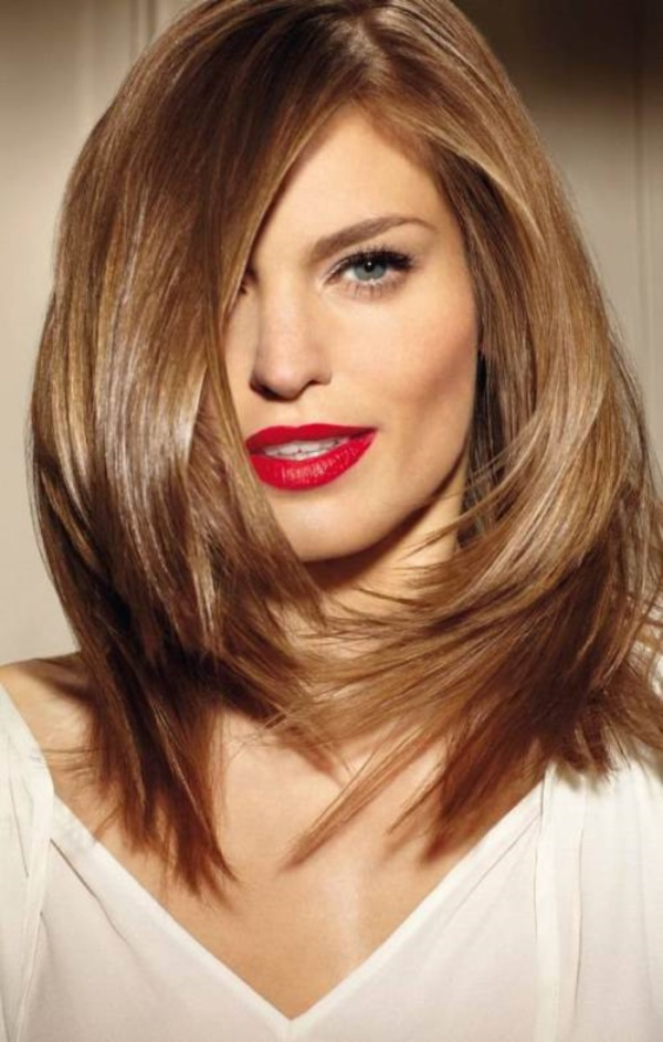 Shoulder Length Hair Styles For Women0661