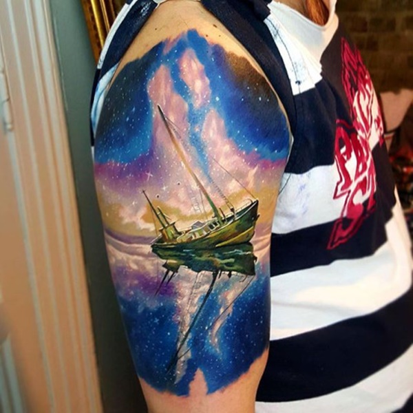 boat tattoo designs (103)