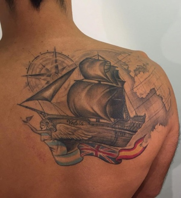 boat tattoo designs (105)