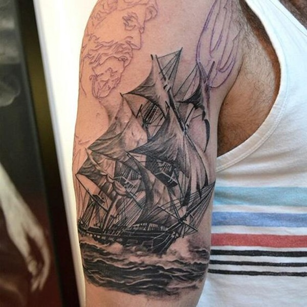 boat tattoo designs (14)