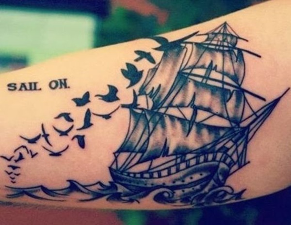 boat tattoo designs (25)