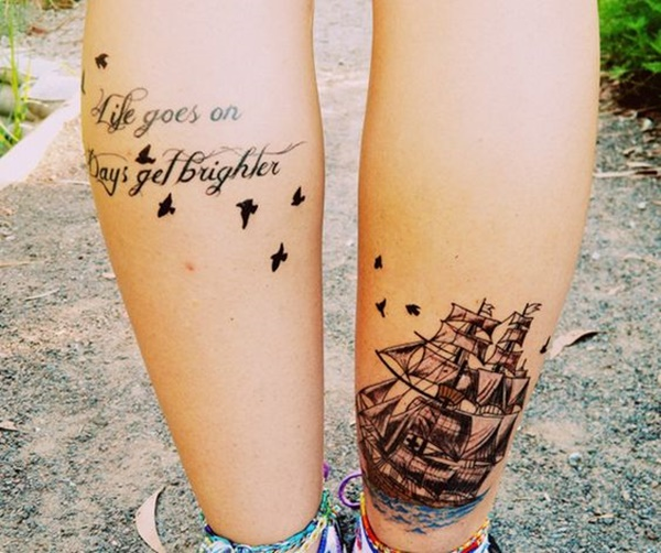 boat tattoo designs (3)
