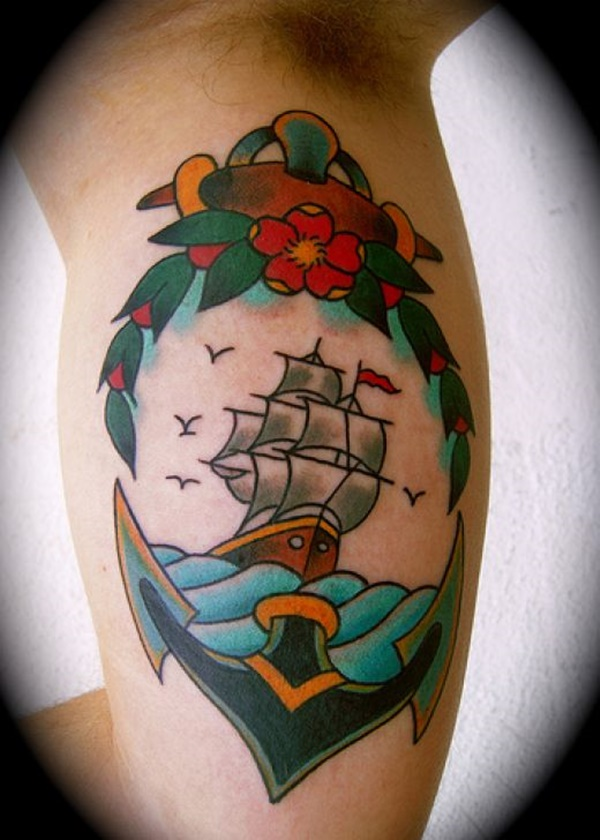 boat tattoo designs (33)