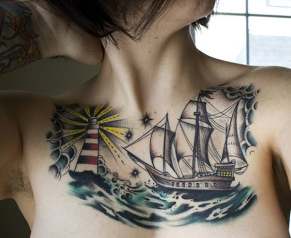 boat tattoo designs (4)