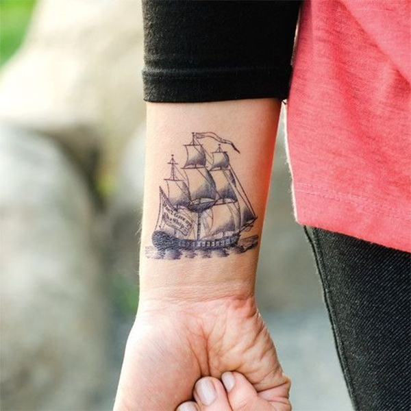boat tattoo designs (51)