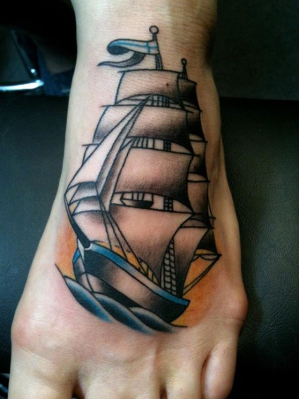 boat tattoo designs (59)