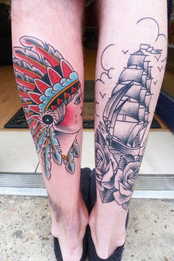 boat tattoo designs (61)
