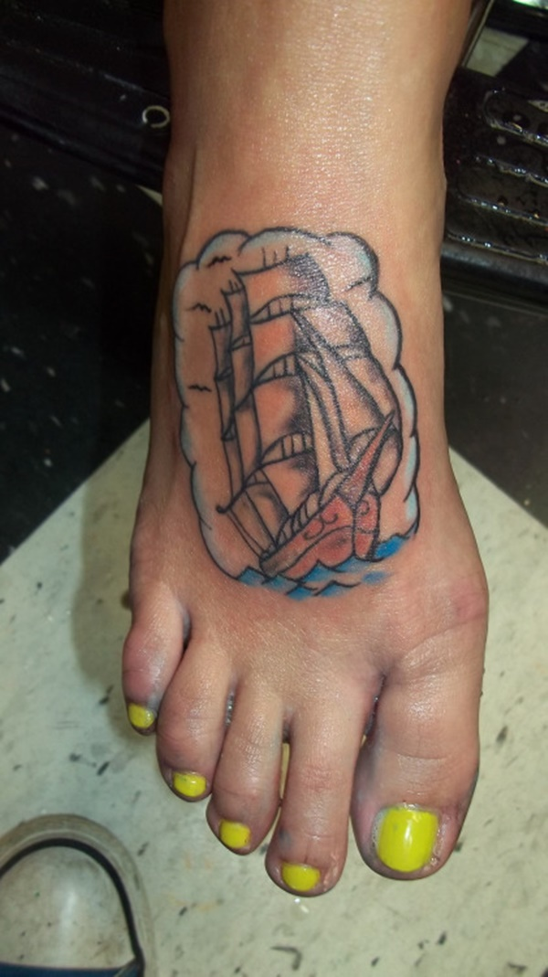 boat tattoo designs (63)