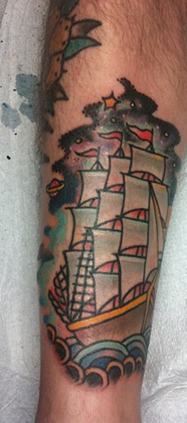 boat tattoo designs (74)