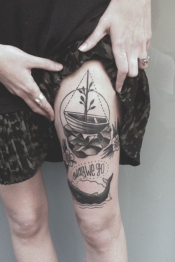 boat tattoo designs (83)
