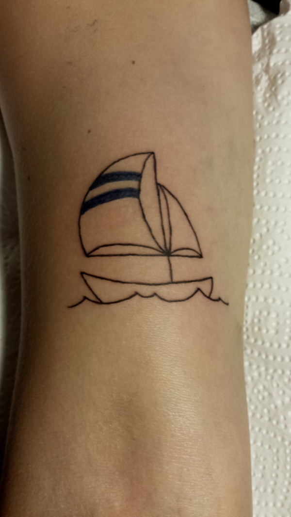 boat tattoo designs (88)