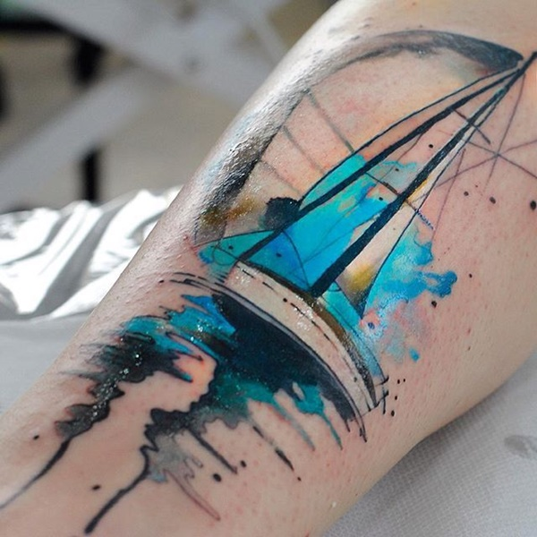 boat tattoo designs (97)