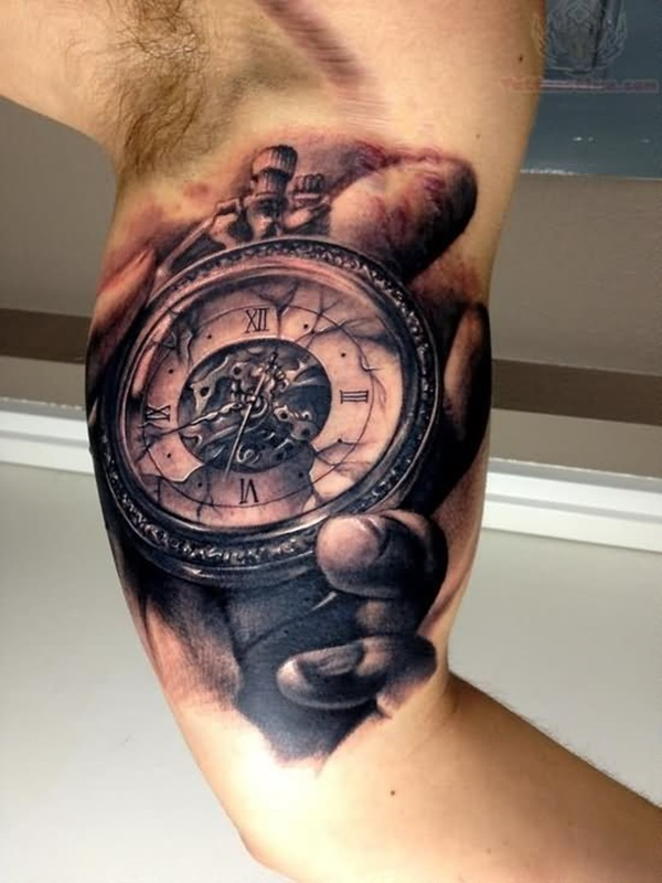 clock tattoo designs (91)