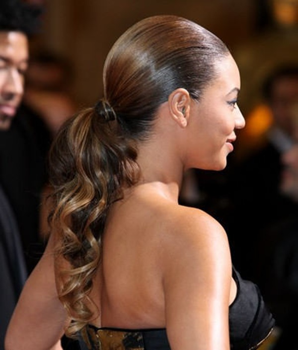 78 Cute Ponytail Hairstyles For Girls