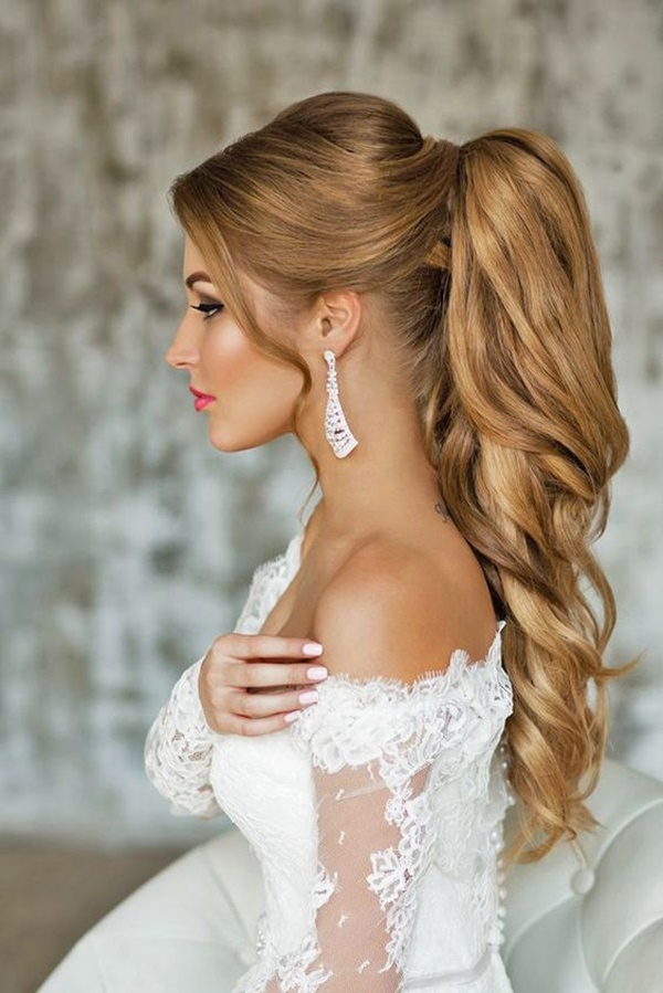ponytail hairstyles for long hair (12)
