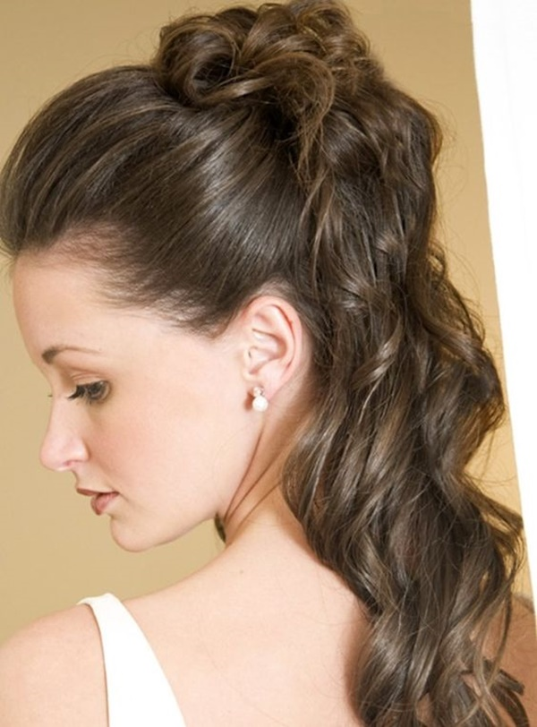 ponytail hairstyles for long hair (27)